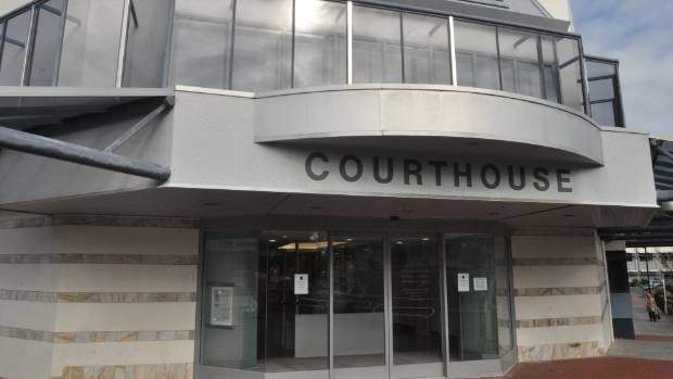 The man will be sentenced in Napier District Court in October.
