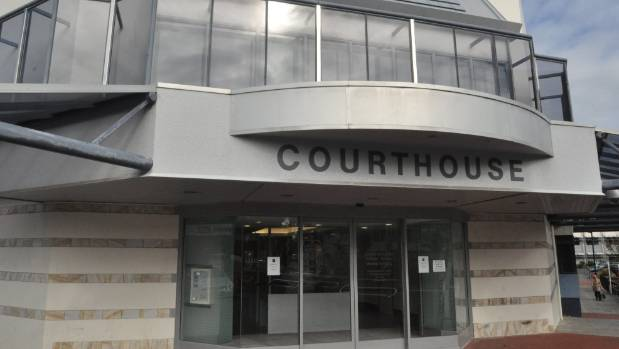 Waaka-Timoti is on trial at the Napier District Court