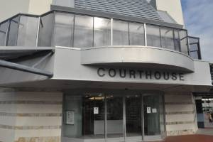 David Porteous was sentenced in Napier District Court on Friday.