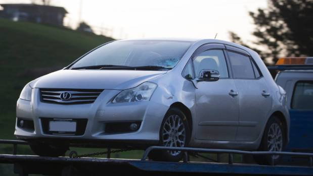 Stuff Waikato Car Crash
