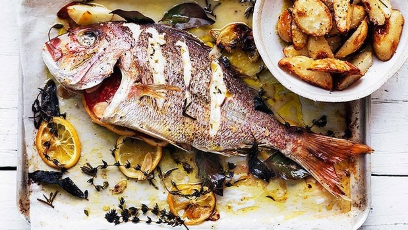 Barramundi Fish Recipes Baked