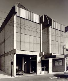 The Centre of Contemporary Art's Gloucester St home was previously known as The Canterbury Society of Arts (CSA) Gallery.