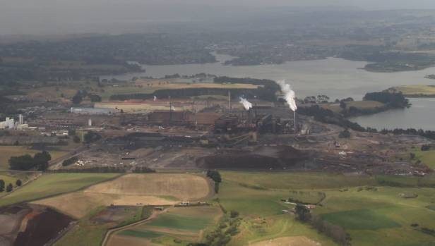Waiuku community react to job losses at nz steel 39 s for Landscape jobs nz