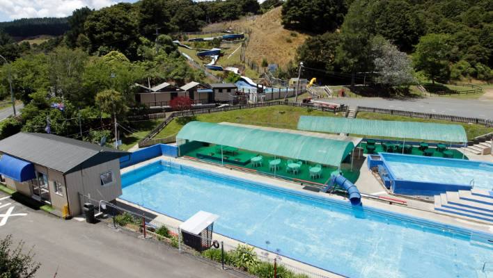 Waingaro hot springs given 90 days to clean up Canterbury swimming pool opening hours