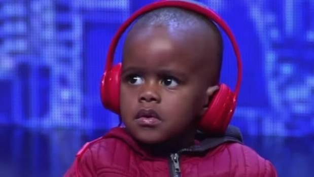 DJ Arch Junior has definitely got talent.