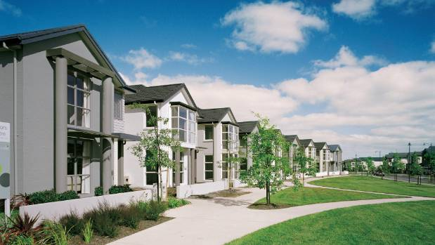 Freestanding four and five bedroom homes have been popular at the Addison development in Takanini.