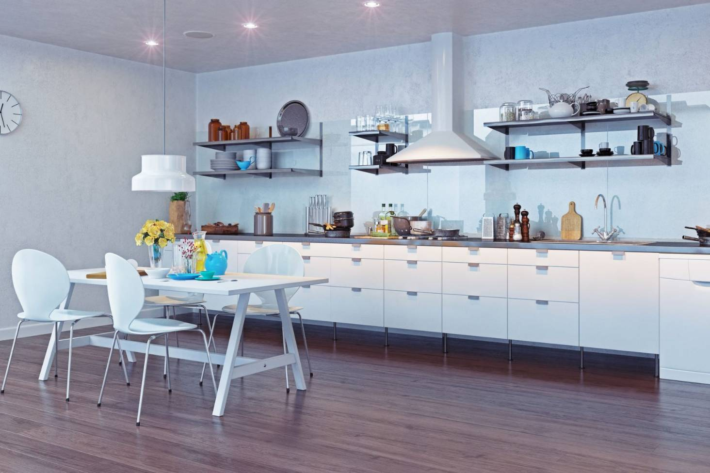 Kitchen design dos and donts