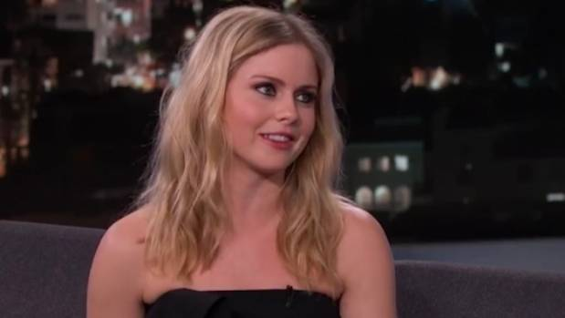 Kiwi actress and iZombie star Rose McIver is nominated for a Teen Choice Award.
