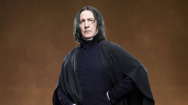 """""""The course of my fictional war was forever changed when Snape chose to abandon the course on which he was set, and ..."""