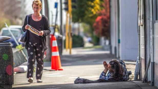 A new report has proposed dozens of solutions to Wellington's begging problem, including an outright ban.