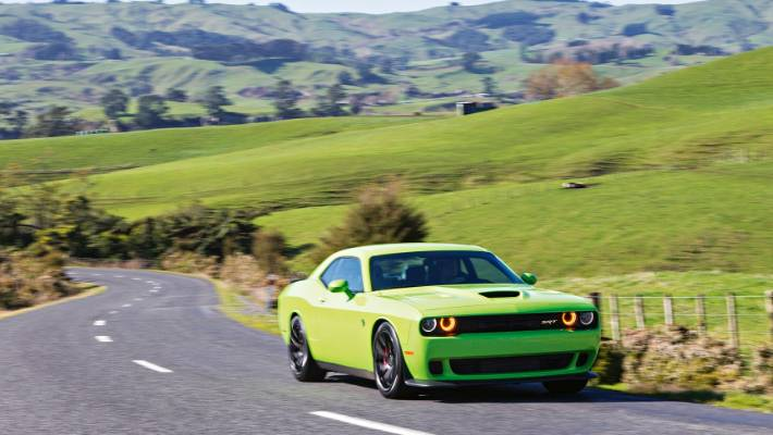 Dodge Challenger Hellcat: Feel the power | Stuff co nz