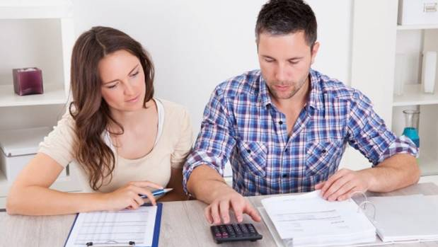 Determine who is going to pay which bills so you don't accidentally miss any payments.