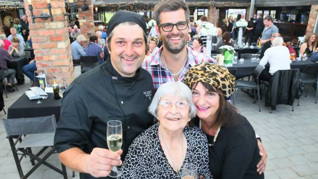 The matriarch and founder of Vilagrad winery Vesna Milicich, 96, was on hand to witness the revival of her family's ...
