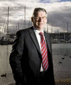 Willis Bond & Co managing director Mark McGuinness says a major devolopment on the Wellington waterfront is now good to go.