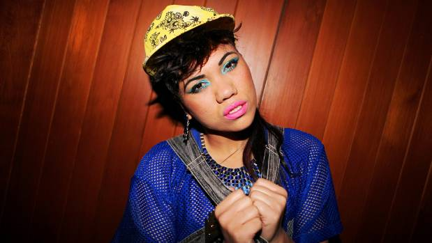 parris goebel friday