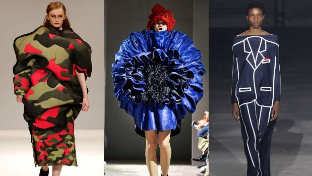 The Most Outlandish Looks From Fashion Month
