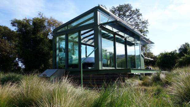 Getting Back To Nature In A Glass House In The Bush