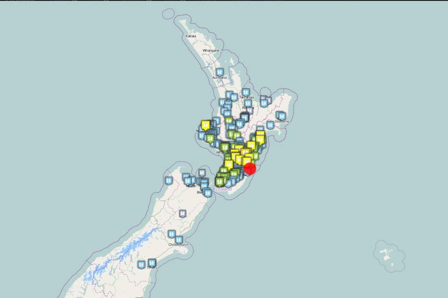 Explainer: Earthquake measurements | Stuff co nz