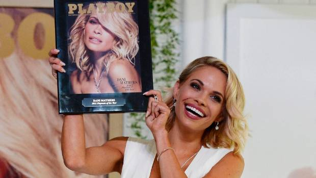 Dani Mathers was the 2015 Playmate of the Year and she may face up to six months in jail after invading the privacy of a ...