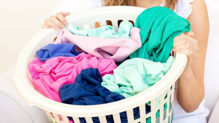 Fabric Laundry Hamper Nz: Five Household Cleaners Hiding In Your Pantry