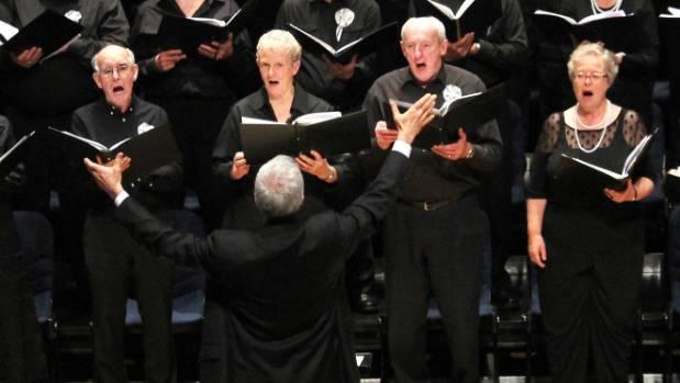 The Cantando Choir.