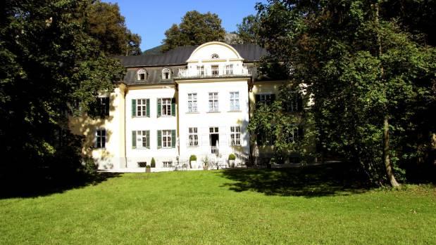 Hotel Villa Trapp Austria