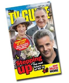 TV Guide is in stores every Thursday.