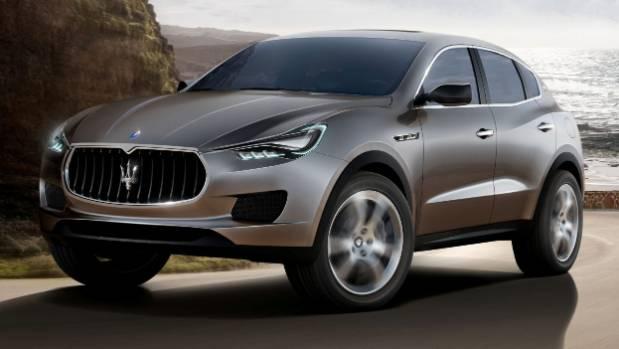 Maserati suv australia price