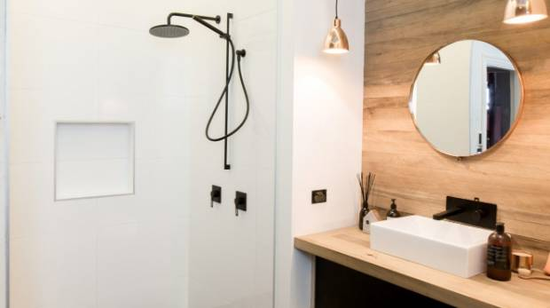 5 things we learned from the block about doing up the for Bathroom decor nz