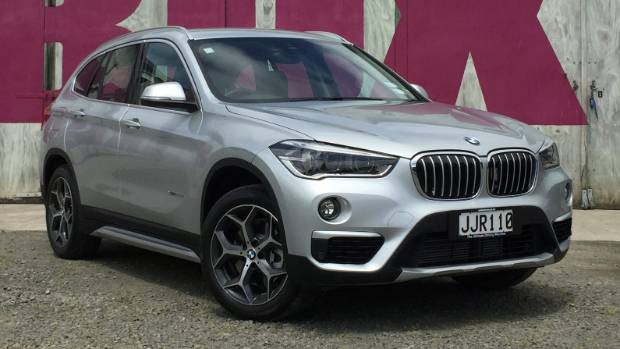 New BMW X1 Now Looks More Like Larger X3 And X5 Models.