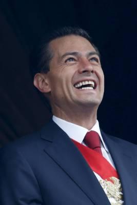 2. Mexico's President Enrique Pena Nieto.