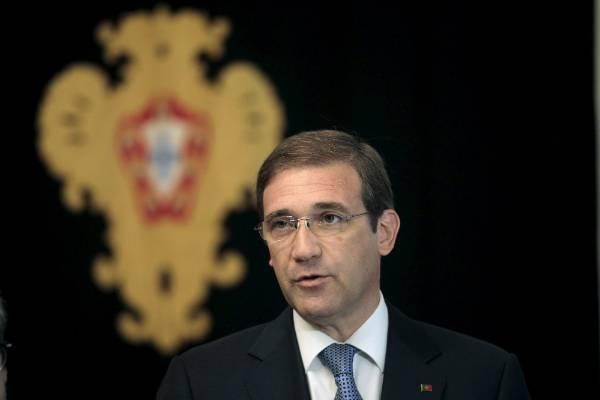 8. Pedro Passos Coelho, PM of Portugal.