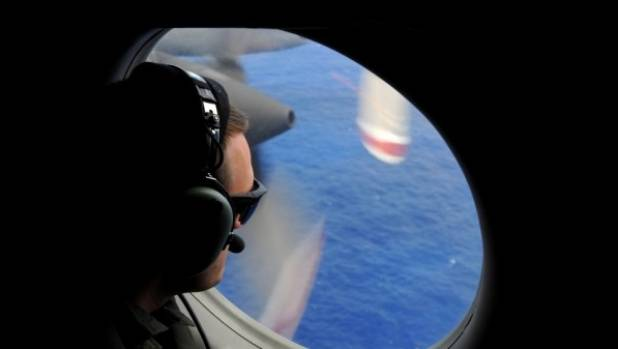 The  Royal New Zealand Airforce helped with the search for missing Malaysia Airlines flight MH370 flight.