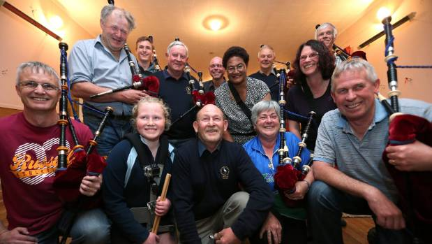 Members of the Waimatuku Southern Scenic Highland Pipe Band are excited to be heading to the Royal Edinburgh Military ...