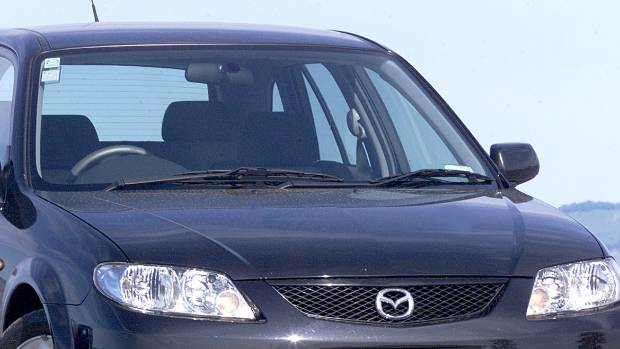 Mazda says the problem doesn't affect the cars' operation or safety devices.
