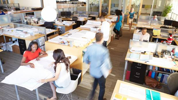 An Academic Says The Practice Of Hot Desking Can Result In Decreased Levels Productivity