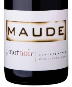 Maude Pinot Noir 2014.