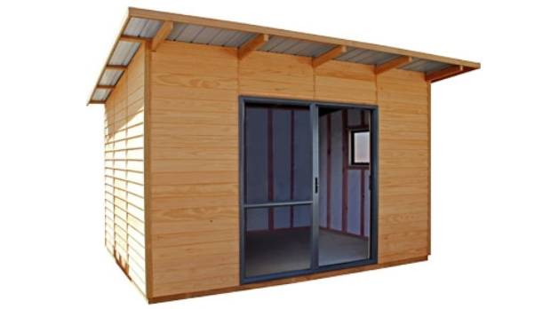 Pinehaven Wakatipu Contemporary Studio From Gubba Sheds