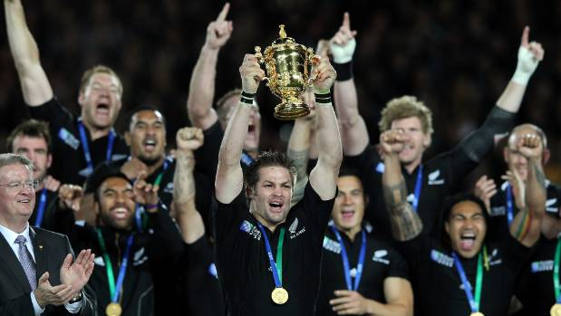 Tickets to the 2011 Rugby World Cup final were up to $1100 more expensive than what a ticket to the 1987 RWC final cost.