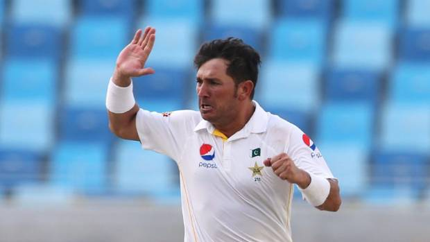 Pakistan's Yasir Shah tested positive for the diuretic chlortalidone.
