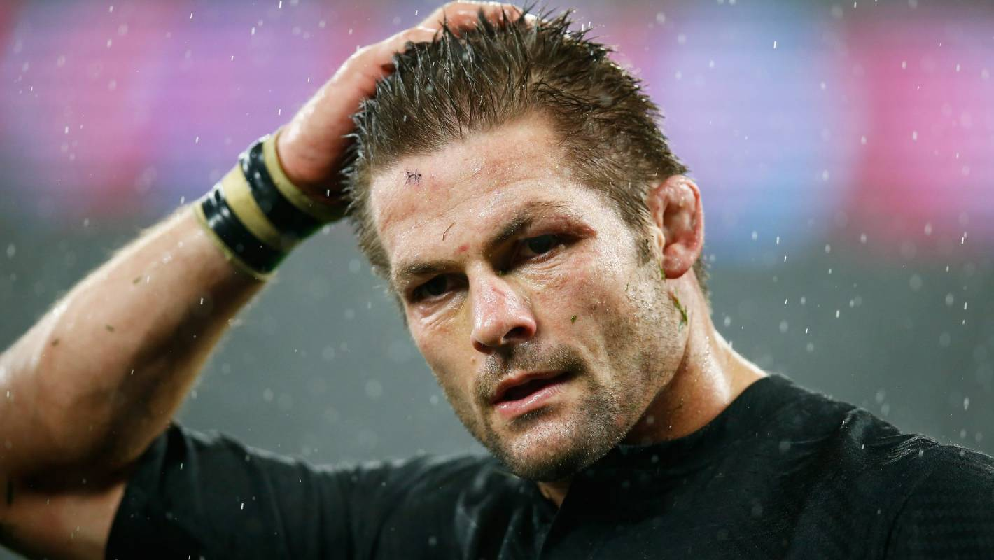 Acclaim and disdain for Richie McCaw in lists of top test rugby captains - Stuff.co.nz