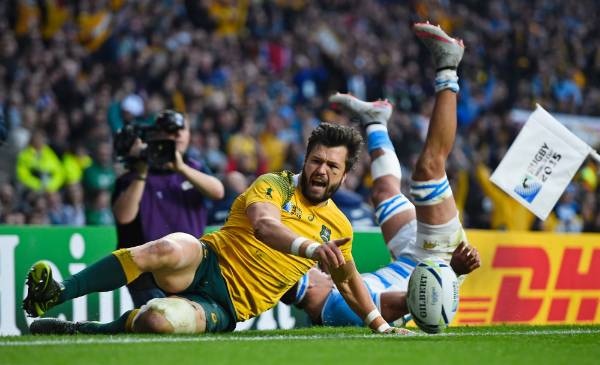 Try time for Adam Ashley-Cooper.
