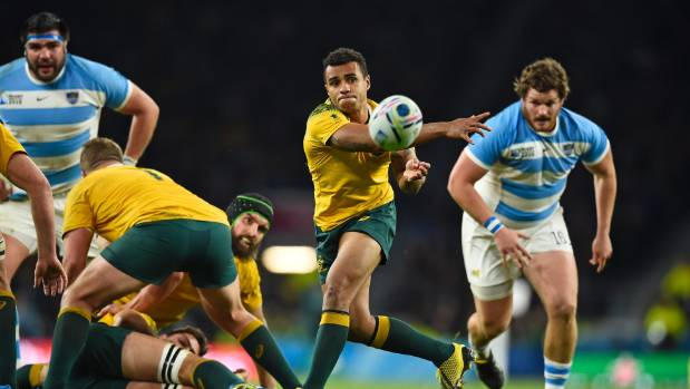 A knee injury means returning Wallabies halfback Will Genia has hardly plated this year. Photo: REUTERS.
