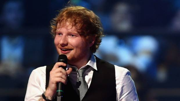 Ed Sheeran is coming back to NZ!