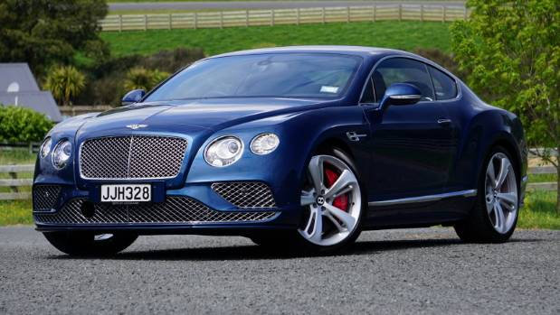 Bentley gt speed and the delightful dozen stuff new continental gt speed does what it says on the box its bentleys fastest production voltagebd Image collections