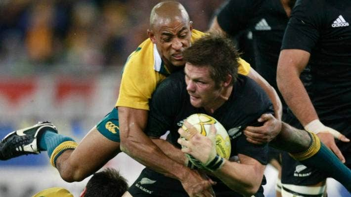 Memorable Quotes Shed Light On All Blacks And Wallabies Rivalry Ahead Of Rugby World Cup Decider Stuff Co Nz