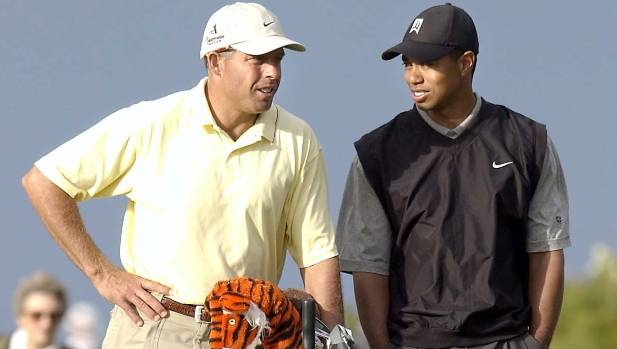 Tiger was best man at the Auckland wedding of Steve Williams and Kirsty Millar in 2006, but the couple were left bitter ...