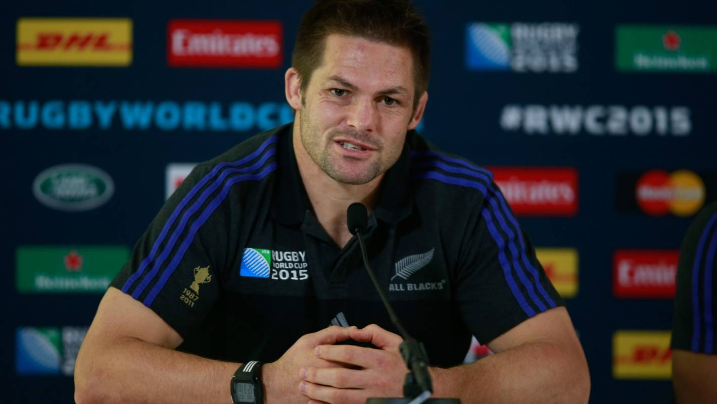 Rugby World Cup 2015: Could All Blacks Captain Richie