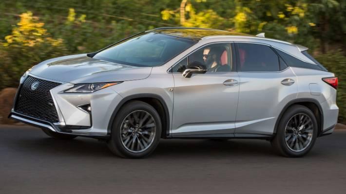 Lexus Latest Models >> Lexus Nz Goes Large On New Suv Models Stuff Co Nz