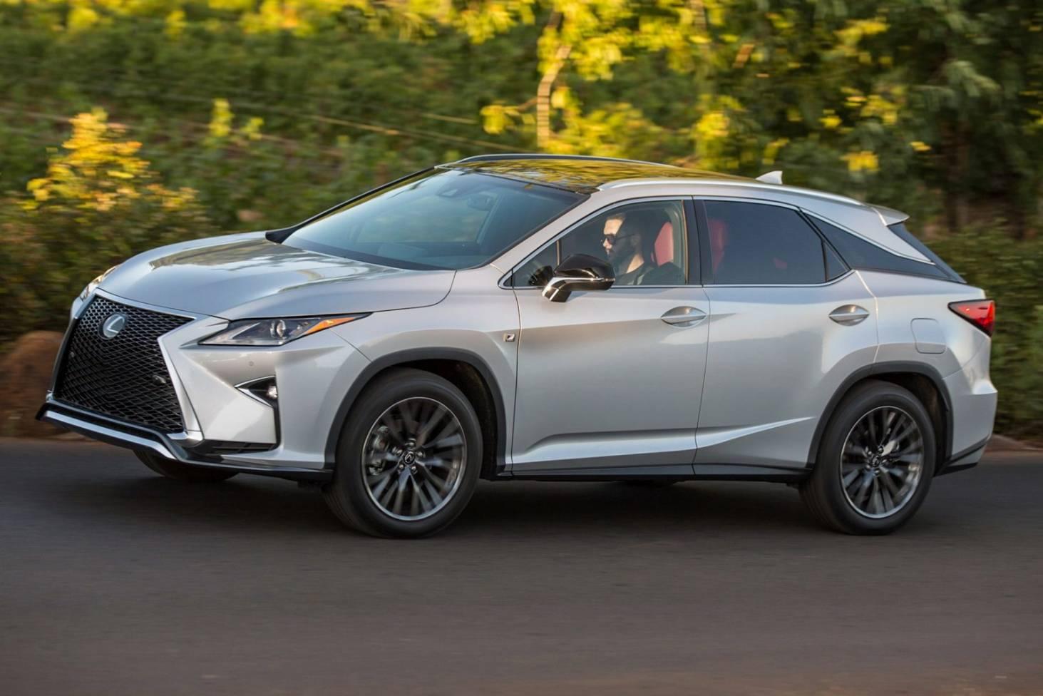 Lexus Nz Goes Large On New Suv Models Stuff Co Nz